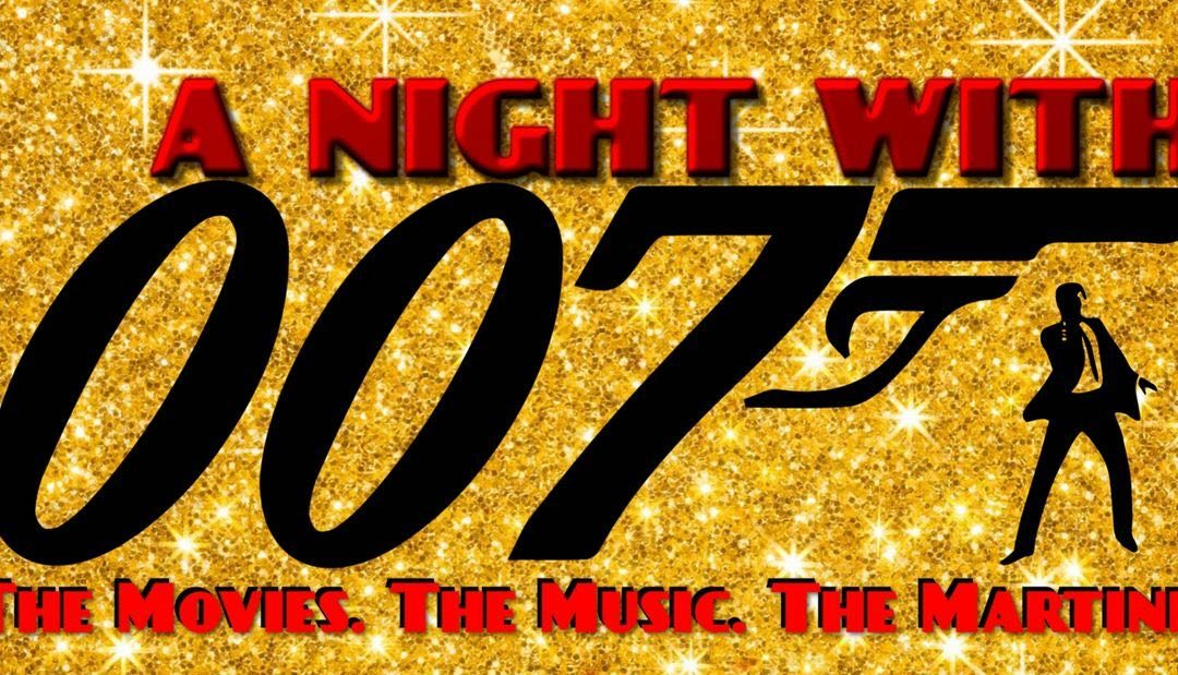 A Night with 007 – A charity event in Tampa